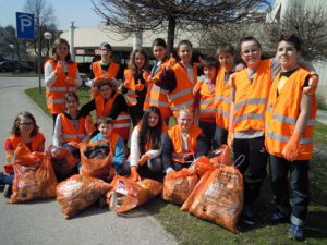 Umweltaktion Saubere Gemeinde Zwettl